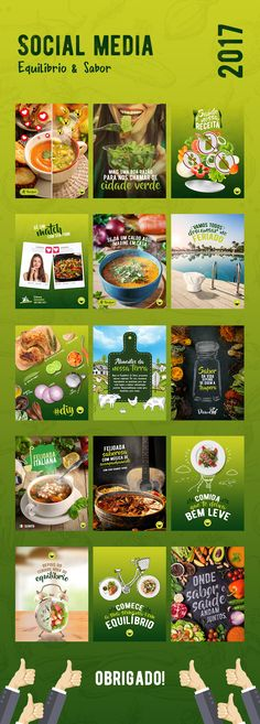 Balance and Taste - Social Media Social Media Branding, Social Media Banner, Social Media Template, Social Media Content, Social Media Design, Social Media Graphics, Social Media Marketing, Web Design, Food Design