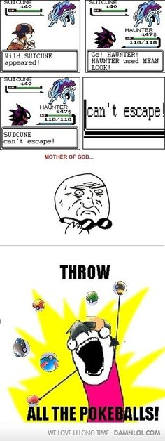 If you have played pokemon you will understand...