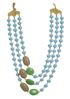 Jewelry blue