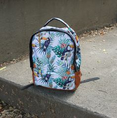 Morral Tucanes Marca FULANO Bags, Morrales, mochilas, backpack, maletines.
