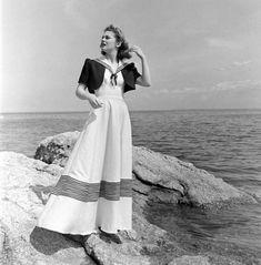 Морской стиль в одежде. Первая половина ХХ века - Ярмарка Мастеров - ручная работа, handmade