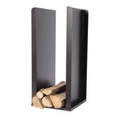 porte b ches haut en acier noir 2 tailles reignoux feu pinterest porte buche acier. Black Bedroom Furniture Sets. Home Design Ideas