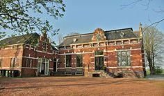 Koetshuis in Groningen