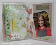 Sarah's Little Snippets: Mini Badge Book