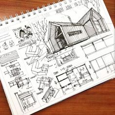 177 + Fascinating Architecture Drawing