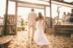 Wedding Luciana e Alfredo. Toque Toque Pequeno - Barracuda Beach Bar/São Sebastião