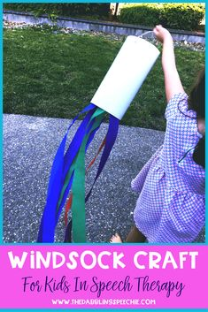 Windsock Craft For K