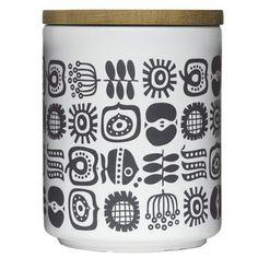 Drift Living - Storage Jar with Lid