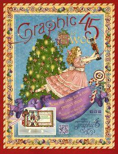 Graphic 45 Sweet Contest