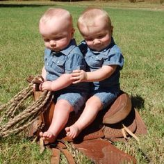lil' cowboys @Christina Childress Childress M