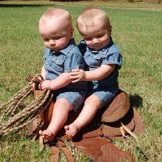 lil' cowboys @Christina Childress Childress M