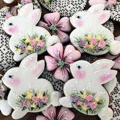 #pascoa #easter #cookies #bolachasdecoradas #biscoitosdecorados #lembrancinhas #lembrancinhaspersonalizadas #❤️ ❤️