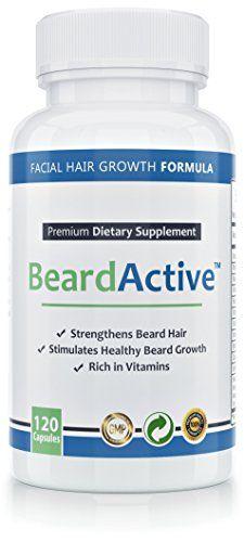 awesome Beard Active® - Para un mejor crecimiento de barba - 100% natural - ¡Mejore su barba! Mas info: http://comprargangas.com/producto/beard-active-para-un-mejor-crecimiento-de-barba-100-natural-mejore-su-barba/