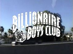 BILLIONAIRE BOYS CLUB 'Spring/Summer 2014 Look Book' on Vimeo