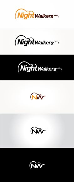 Logo Design (Design #6650661) submitted to Night Walkers band needs a logo design (Closed)