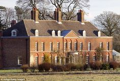The Duke of Cambridge has chosen to raise his family in Anmer Hall in Norfolk, perhaps another signal of Diana¿s influence