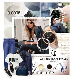 """""""Good Morning"""" by lacas ❤ liked on Polyvore featuring Oliver Gal Artist Co., Acne Studios, BCBGMAXAZRIA, Victoria's Secret, Balenciaga, LULUS and christianpaul"""