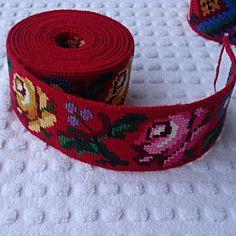 Stakkeband Bye Bye, Belt, Embroidery, Accessories, Fashion, Good Bye, Belts, Needlework, Moda