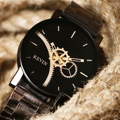 Like and Share if you want this  Fashion Brand Kevin Women Watches Casual Black Round Dial Stainless Steel Band Quartz Wrist Watch Mens Gifts Relogios Feminino     Tag a friend who would love this!     FREE Shipping Worldwide     Get it here ---> https://diydeco.store/fashion-brand-kevin-women-watches-casual-black-round-dial-stainless-steel-band-quartz-wrist-watch-mens-gifts-relogios-feminino/    #house #garden #arts #machine #repair #diydeco