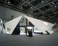 JAPANTEX2010 TOSOブース | 店舗設計デザイン、展示会デザイン|東京・日本橋|株式会社デザインカフェ