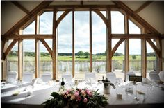 Sandburn Hall, set amongst lakes and woodland, on the outskirts of York. A unique  venue with a fresh approach.