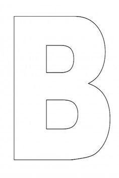 Heres a simple alphabet letter d template for kids this letter d alphabet templates for printing and decorating spiritdancerdesigns