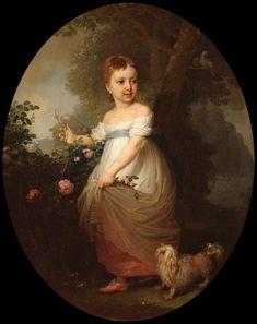 Artist: Vladimir Borovikovsky  Completion Date: c.1790