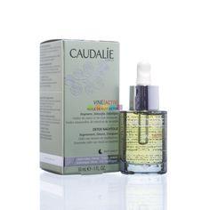 Caudalie Vine[Activ] Detox Nachtolie: Olie die helpt bij de nachtelijke regeneratie van de overbelaste huid