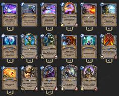 Deck Mage Tempo TGT Kolento - Hearthstone : Heroes of Warcraft - Mage - Jaina