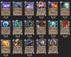 Deck Mage Tempo TGT Kolento - Hearthstone : Heroes of Warcraft - Mage - Jaina