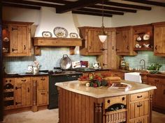 I got: Country Kitchen! What Kitchen Design Style Are You?