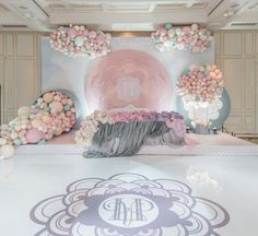 wedding table guerlain