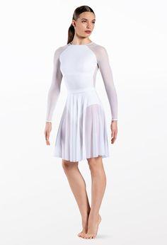 Weissman® Elegant Dresses, Formal Dresses, Lyrical Costumes, Leotards, Dresses For Work, Dance, Skirts, How To Wear, Color