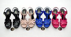 """รองเท้า YSL Tribute Low Heels 3.5"""" ของใหม่พร้อมส่งทุกสีมีหลายsizeค่ะ‼️ - Iris Shop"""