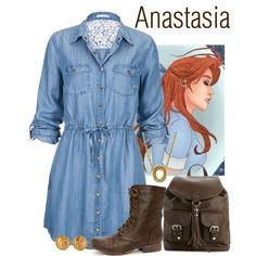 Anastasia by alyssa-eatinger on Polyvore featuring мода, Madden Girl, Mix No. 6 and Chanel