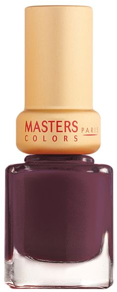 vernis ongles aubergine masters colors - Masters Colors Guinot
