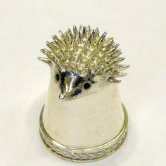 hedgehog thimble <3