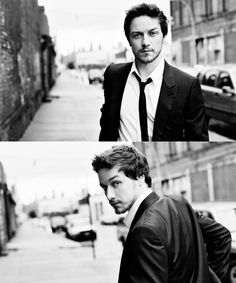 James McAvoy. I kinda love him a lot