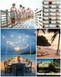 Blog | Lake Tahoe Weddings with Tahoe Unveiled | Page 3  Love the long table with lights overhead