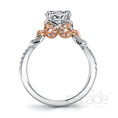 Parade Designs - Engagement Rings - Style: R3457/R1-WR