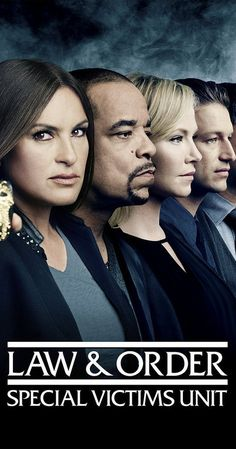 Created by Dick Wolf.  With Mariska Hargitay, Christopher Meloni, Ice-T, Dann Florek. This show introduces the Special Victims Unit, a new elite squad of NYPD detectives who investigate sexually related crimes.