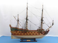 Ship model WAPEN VON HAMBURG