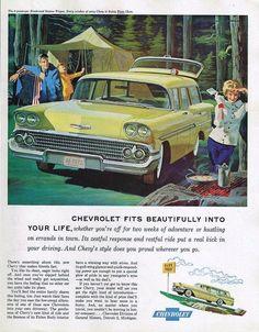 Old Car Advertising