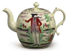 Wedgwood creamware, circa 1790.
