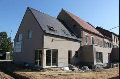 Nieuwbouwwoning te Blanden met drie slaapkamers. Meer informatie op www.immogve.be