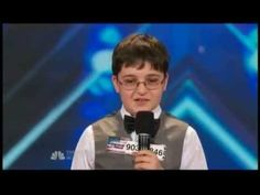 America's Got Talent 2014 Adrian Romoff 9 yo Prodigy Pianist
