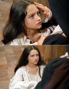 Olivia Hussey - fave' movie when I was young - Battle of Villa Fiorita - looking for images of it...don't think this is it, but she does look young here (??)