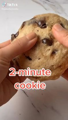 Tasty Videos, Food Videos, Easy Baking Recipes, Cookie Recipes, Microwave Recipes, Healthy Recipes, Fun Desserts, Dessert Recipes, Comida Diy