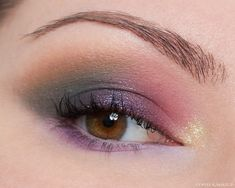 My first attempted look with the new #NYX Ultimate Utopia Palette. I just kind of picked out whatever random colors stood out to me without trying to plan the look out. Beauty Review, Nyx, Makeup Looks, Palette, Coffee, Random, Colors, Kaffee, Make Up Looks