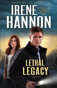 Lethal Legacy: A Novel (Guardians of Justice) by Irene Hannon, http://www.amazon.com/dp/0800734580/ref=cm_sw_r_pi_dp_Z8Zeqb0VMTVJZ